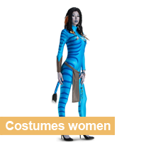 costume avatar women